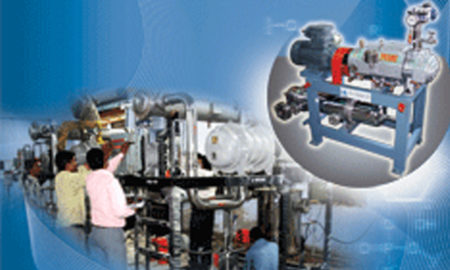 Optimising Vacuum Systems for Pharma & Chemical Plants
