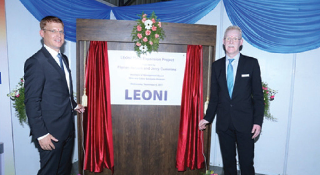 Leoni expands cable manufacturing facility at Chakan | OEM UPDATE