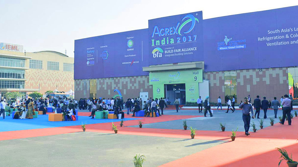 ISHRAE gears up for its 19th edition of ACREX India in ...