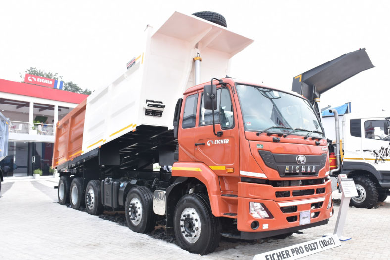 Volvo Eicher Jv To Set Up Truck Manufacturing Plant In Bhopal Oem